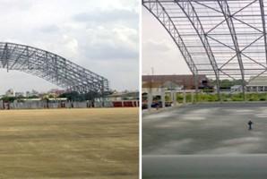 Dự án sữa chữa nhà chứa máy bay thân rộng A75 của sân bay Tân Sơn Nhất