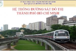 Dự án xây dựng Hệ thống Đường Sắt Đô Thị TP.HCM, Tuyến số 1 Bến Thành – Suối Tiên